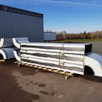 Custom stainless-steel ducts