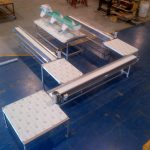 Custom Claw Weight and Bag Processing Line
