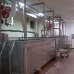 Stainless-steel Seafood Processing Coolers