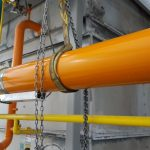 Stainless steel pressure piping and vessels
