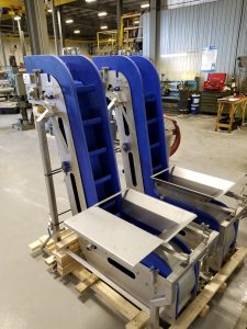 Custom Incline Conveyors