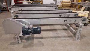 Custom Palletizing Conveyors