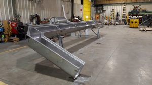 Stainless Steel Flumes