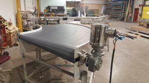 Custom Zero Tangent Conveyor
