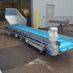 Custom Potato Processing Conveyor